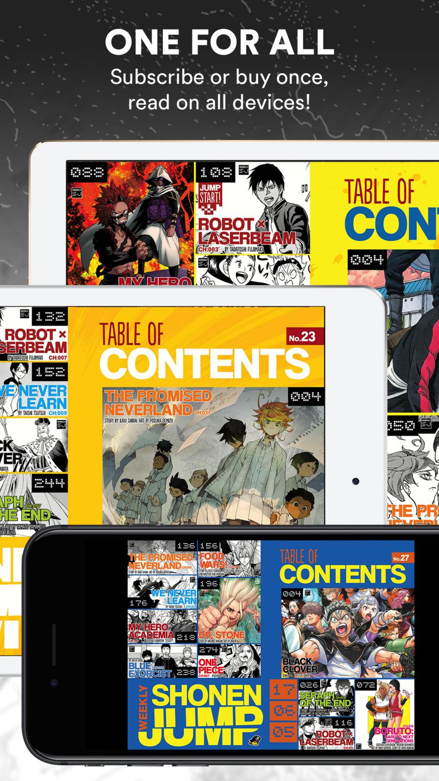 Shonen Jump Manga Reader BooksLLCMagazinesNewspapers