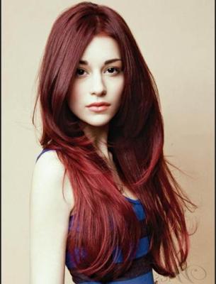Model Rambut Layer Panjang Untuk Wajah Bulat Dan 3 Variasinya Gaya Rambut Gaya Rambut Panjang Potongan Rambut