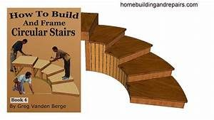 Best How To Build And Frame Curved Circular Stairway – Example 400 x 300