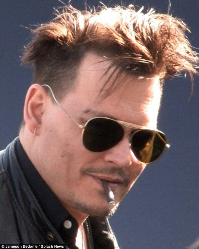 bbd9b5e819 Johnny Depp sunglasses