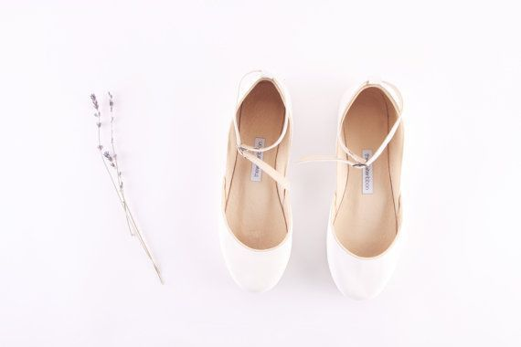 Flats with ankle strap Ballet Flats