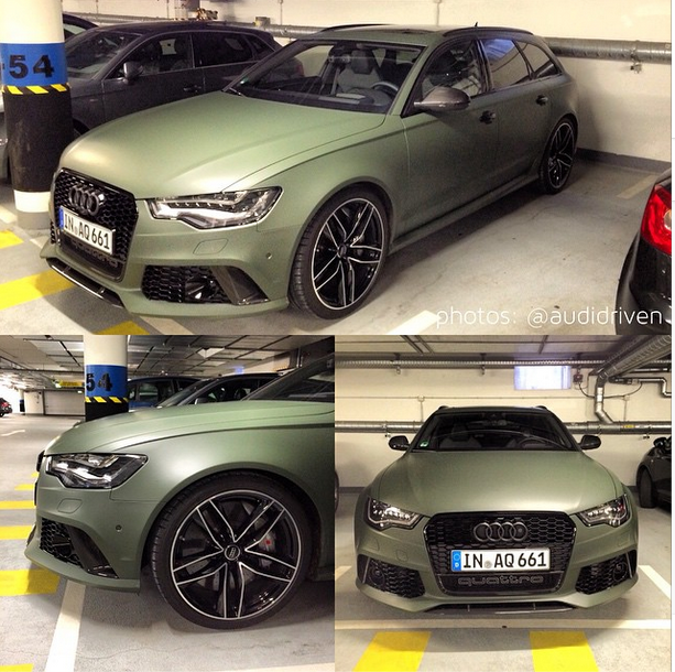 Matt Green Audi Rs6