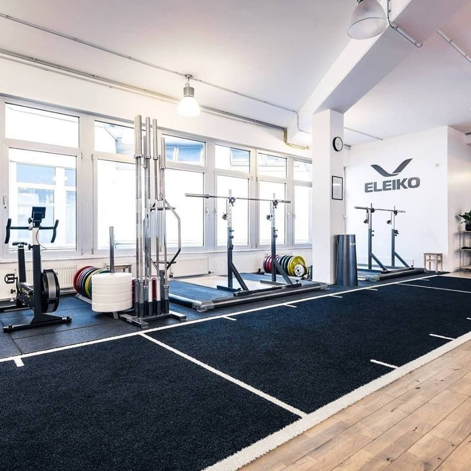 Kader 1 In Koln Germany Is A Stunning Gym Fitted Out With Neoflex Fitness Flooring In The Functional Training And F Floor Workouts Functional Training Gym Fit