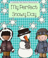 Need a fun activity for all the snowy days we seem to be having all around the country? Check out this pack to use with your favorite snow b...