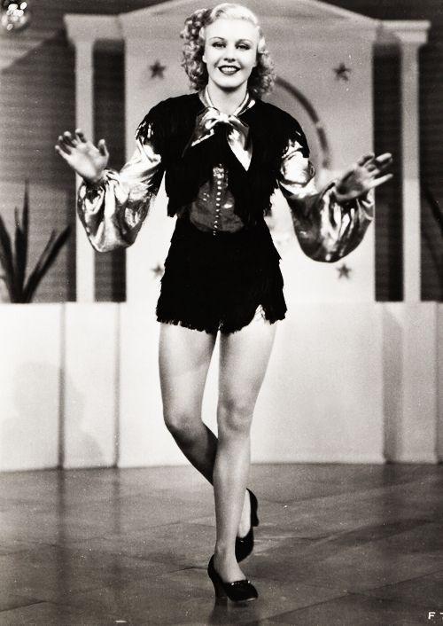 Ginger Rogers 1936 Ginger Rogers Fred And Ginger Hollywood Legends