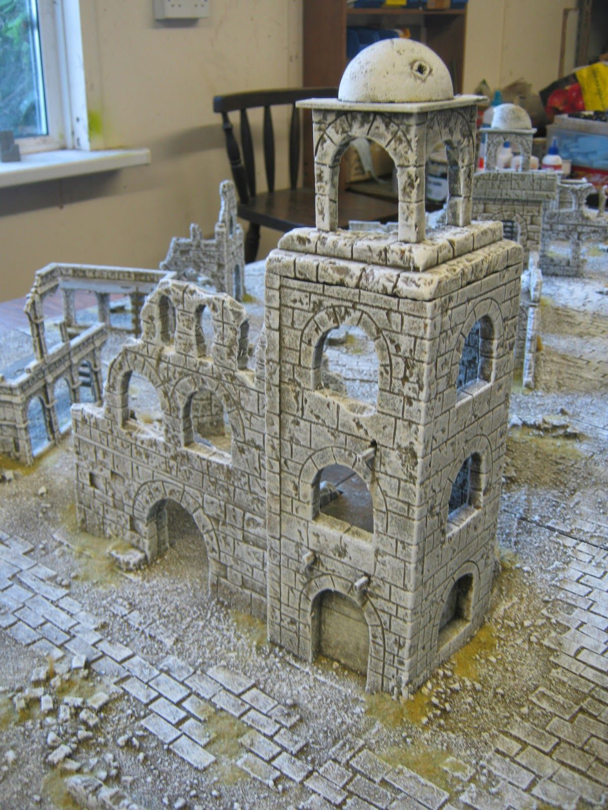Pin by JHS on 01 Environment TableTop | Wargaming terrain