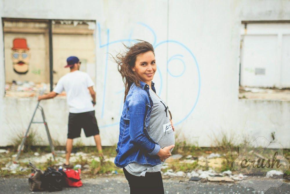 Rita Ferro Alvim: Crush grafitado!