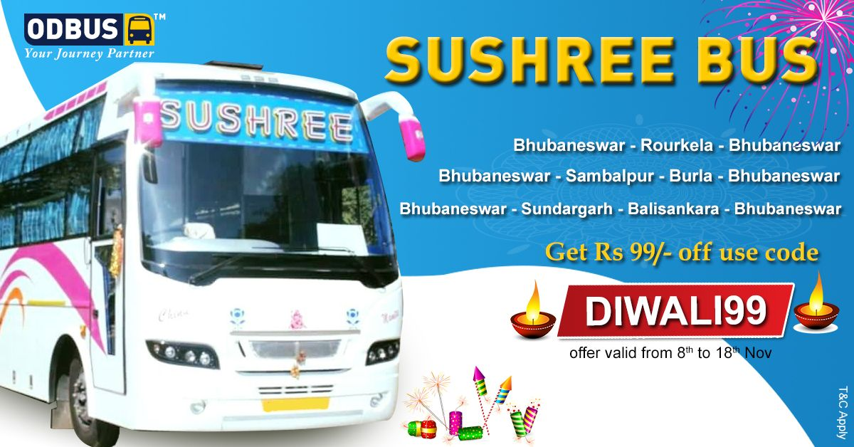 Diwali Offer Book Your Online Busticket From
