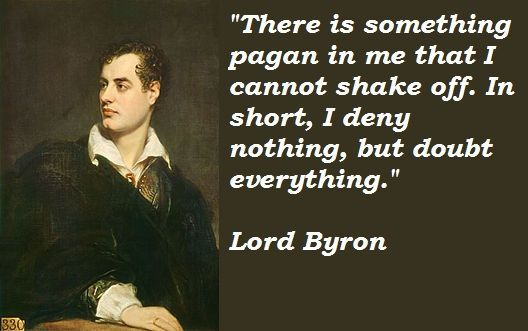 Byron Quotes