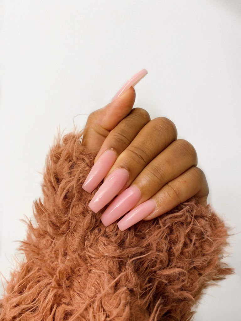 Diy polygel nails with tips save hundreds each month