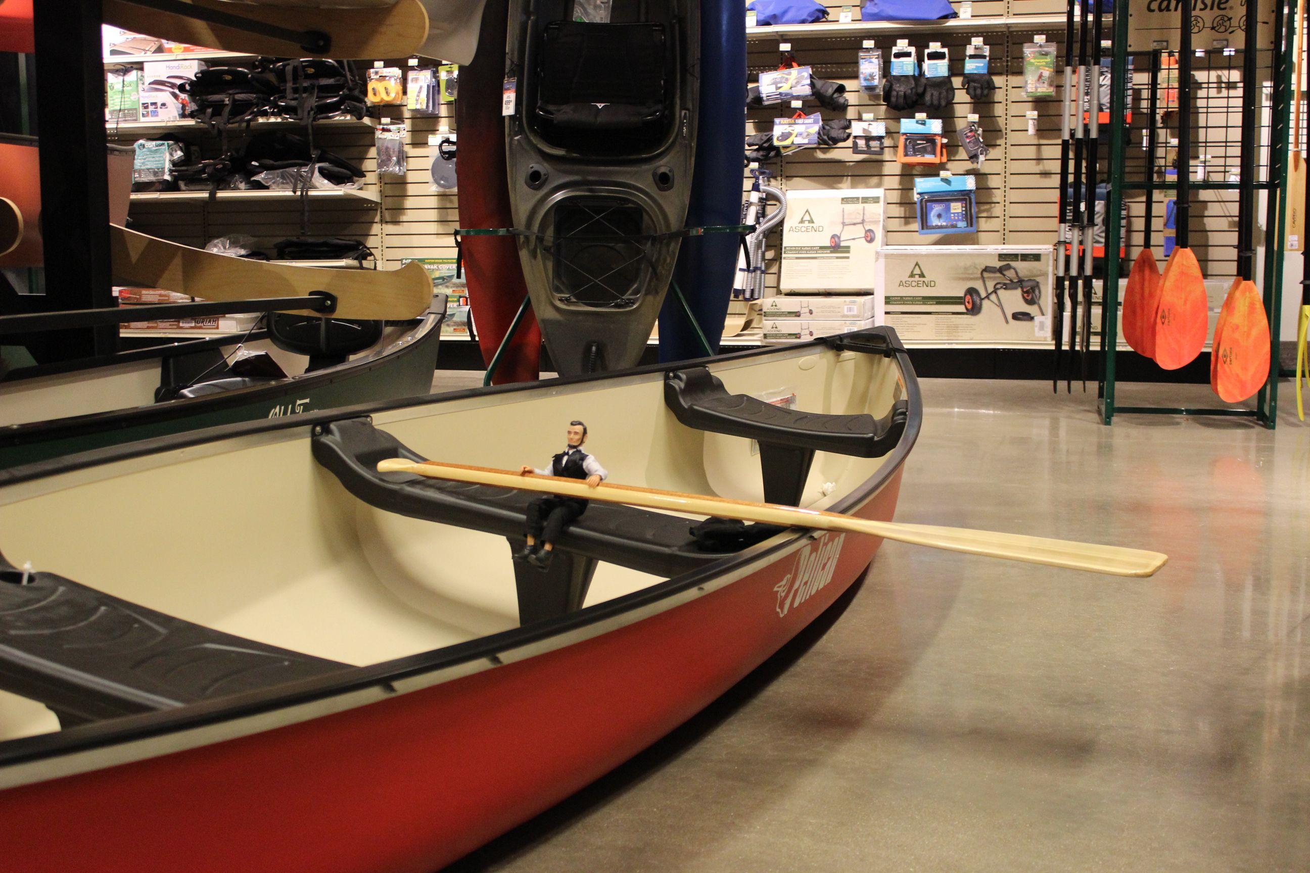 """I'll take it!"" - #MiniAbe - Bass Pro Shops - Bolingbrook, IL Enjoy Illinois"