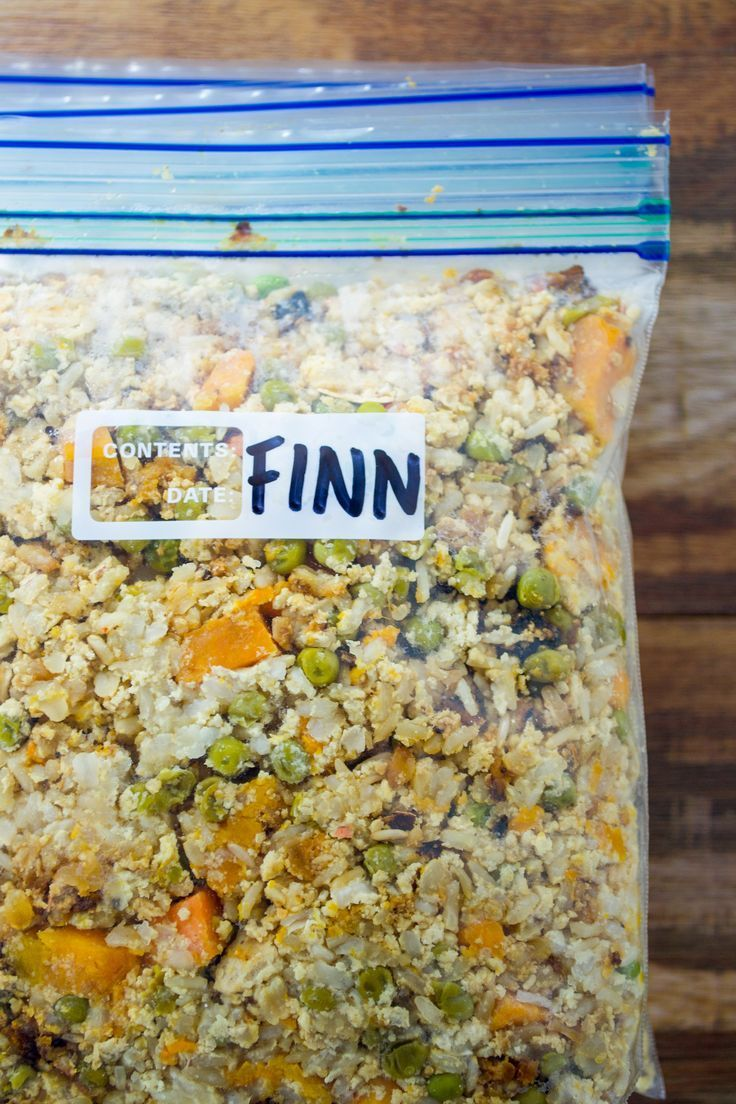 Homemade instant pot dog food for your pup recipe dog
