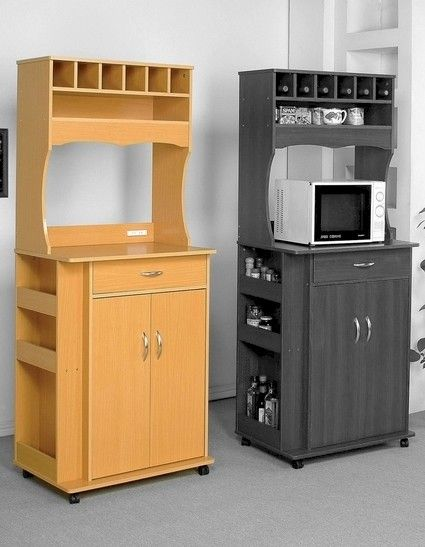 Kitchen Carts With Drawers Ideas On Foter Microwave Storage Kitchen Cart With Drawers Microwave Cart Microwave stands with drawers