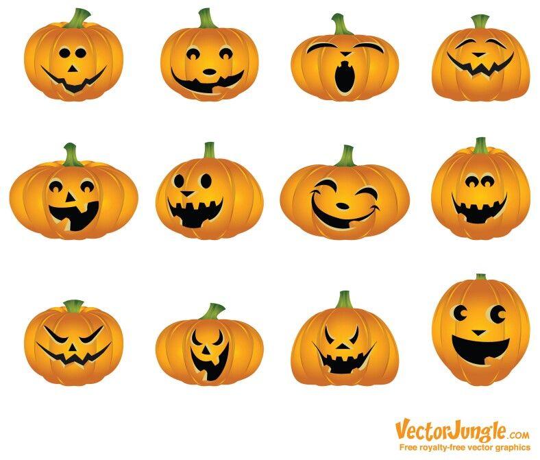 Pumpkin emoji | Halloween(萬聖節靈感) | Pinterest