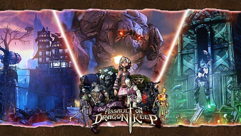 Borderlands 2 Tiny Tina Wallpaper Dragon Keep Mentalmars Borderlands Dragon S Keep Tiny Tina