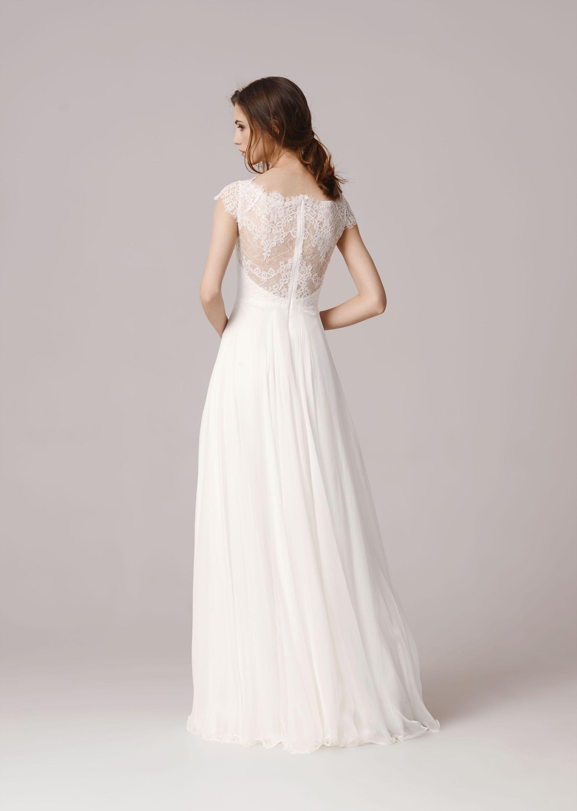 Anna Kara – THEA WHITE back | Wedding dresses + shoes | Pinterest ...