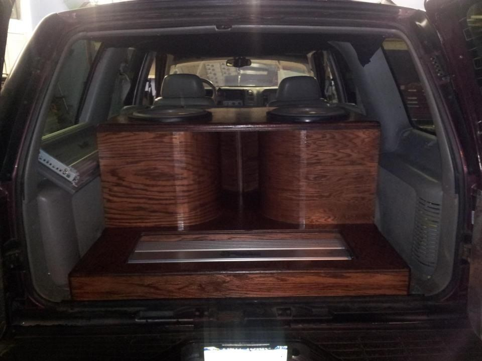 Custom Stereo Built By Livin Loud Car Audio in Buffalo NY