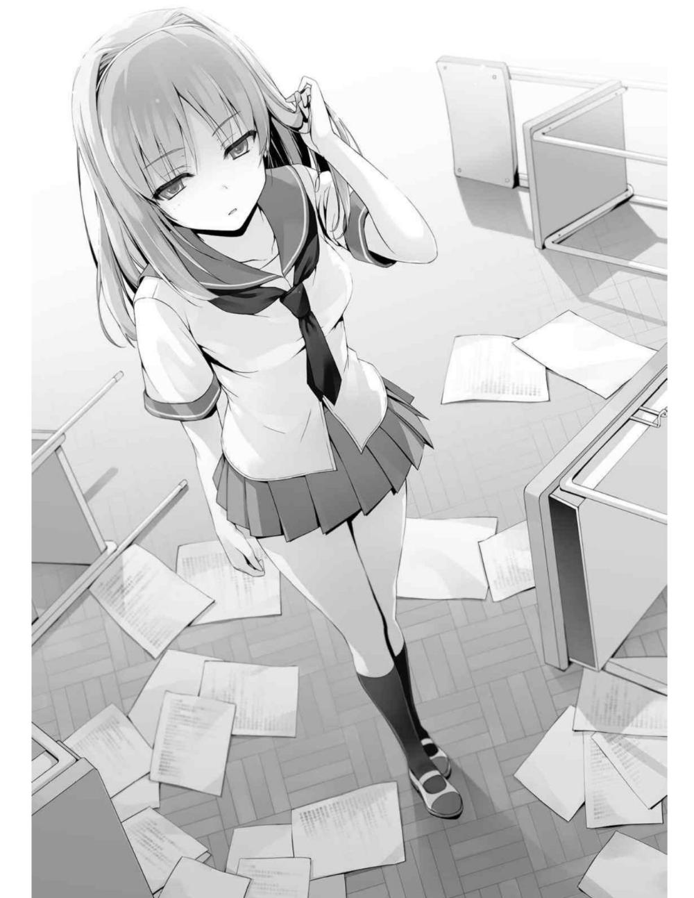 Youkoso Jitsuryoku Shijou Shugi No Kyoushitsu E Capítulo 45 00 Volumen 6 Capítulo 4 Gladheim Translations Tumangaonline