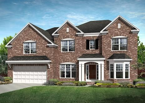 Hampton 4 5 bedrooms 3 5 baths 3 842 4 324 square feet - 5 bedroom houses for sale in charlotte nc ...