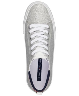 Tommy Hilfiger Two Sneakers Silver 7.5M (With images