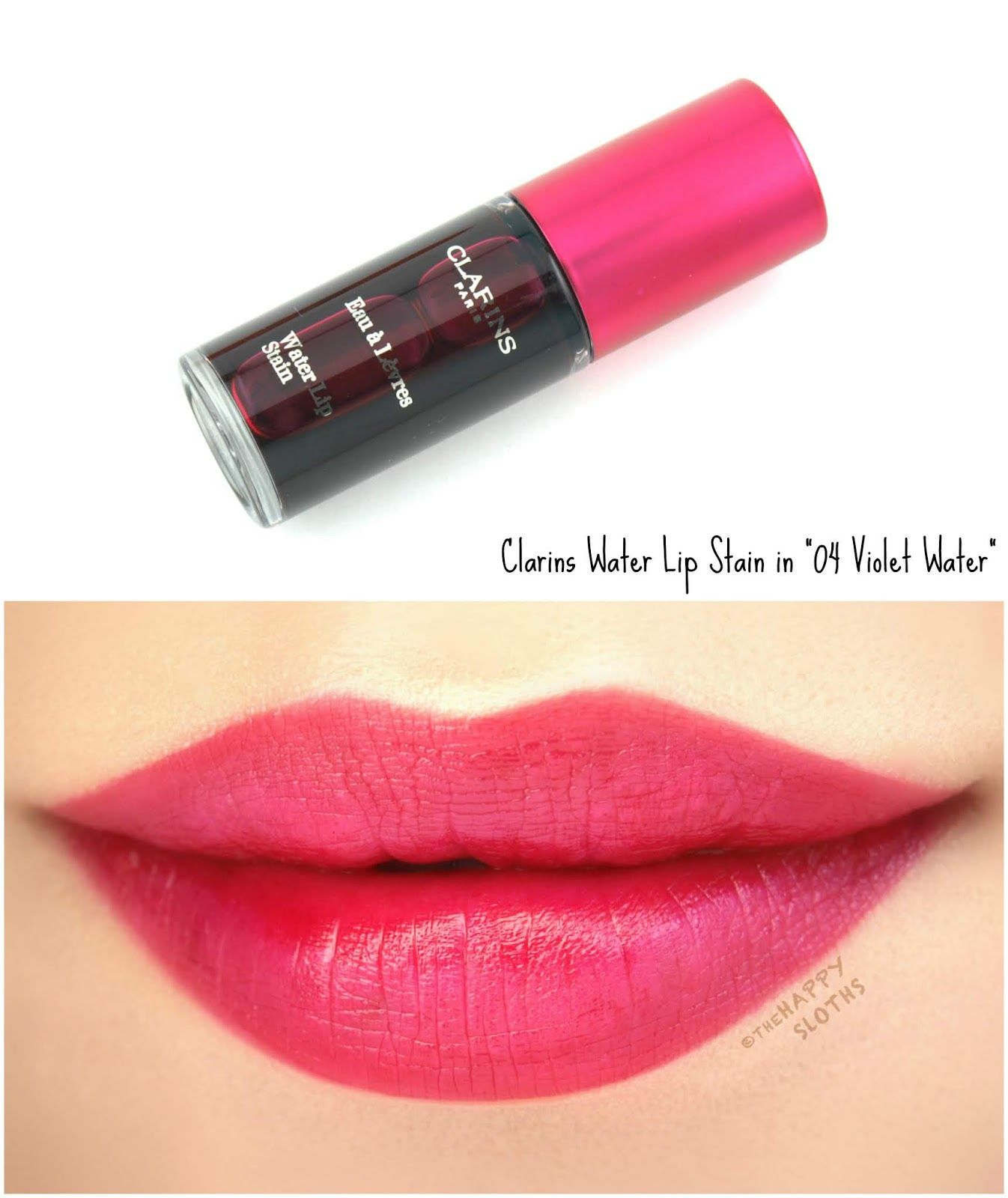 Photo of Clarins | Water Lip Stain: Review and Swatches