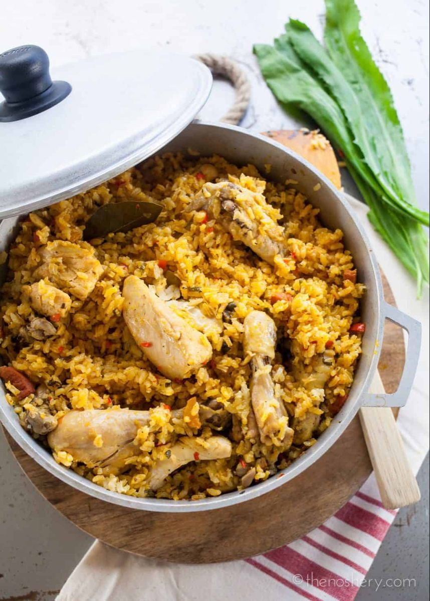 Arroz Con Pollo | How to Make Puerto Rican Style Chicken and Rice