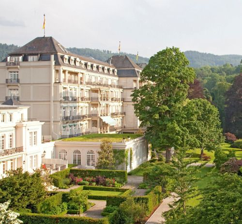Brenners ParkHotel & Spa Situated in BadenBaden