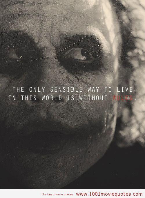 Famous Dark Knight Quotes Quotesgram Dark Pinterest