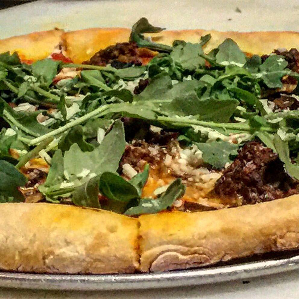 Best glutenfree pizza crust just add water oil and yeast