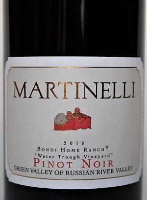 David Bruce Russian River Pinot Noir 2015 Pinot Noir Pinot Wine Com