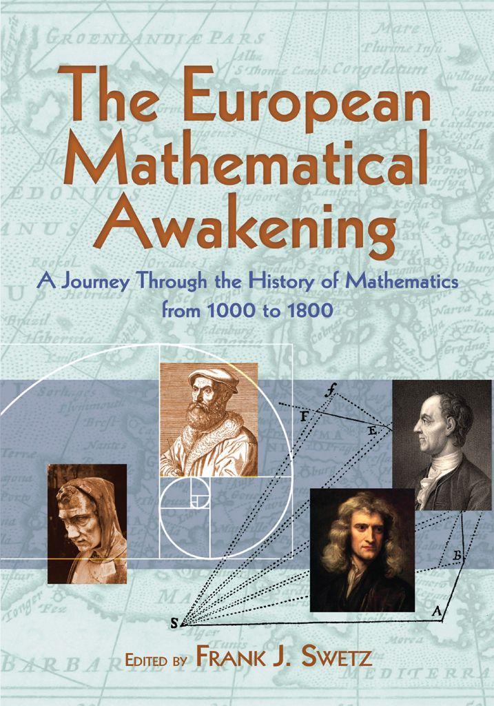 The European Mathematical Awakening Book Mathematic Math Books History Of Essay Topics Topic