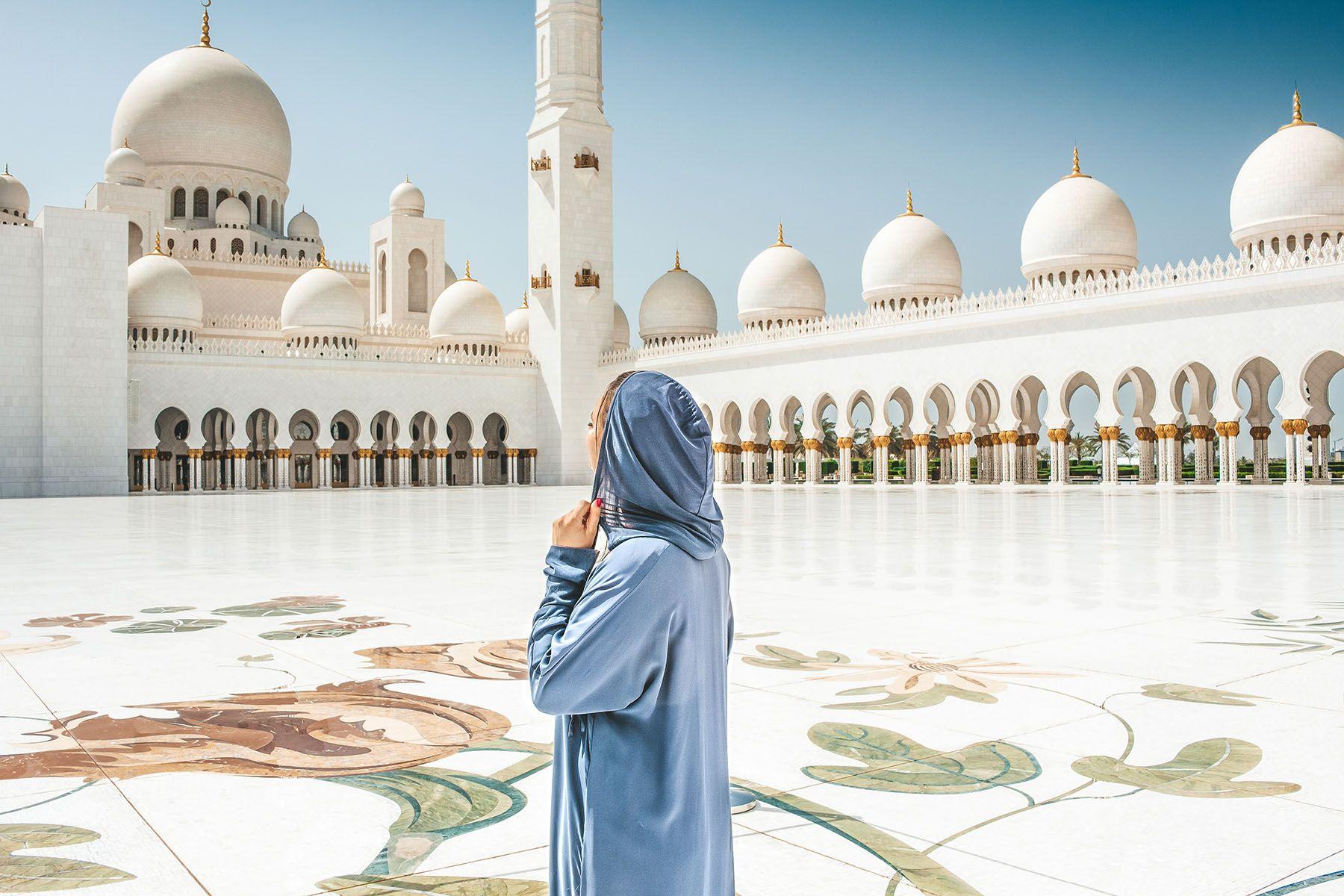 Scheich Zayid Moschee In Abu Dhabi Was Du Wissen Solltest Abu