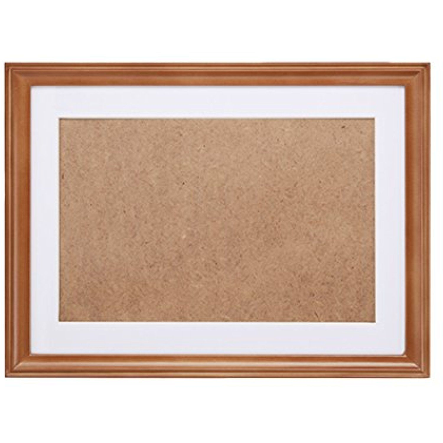 Fastnova 13x19 Inch Narrow Brown Wood Picture Frames Made To Display Picture 10x14 With Mat Or 12x18 Witho Wood Picture Frames Picture Mounting Picture Display