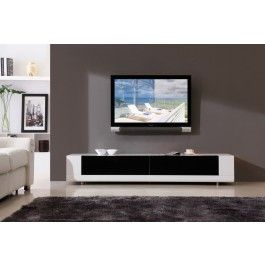 Editor Modern White Tv Entertainment Unit With Images