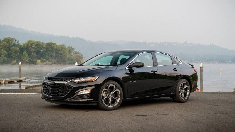 2019 Chevrolet Malibu Rs First Drive Flashy Looks For Cheap
