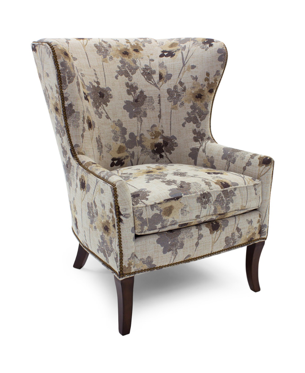 Hartwell Wing Chair Hom Furniture Hom Furniture Furniture Wing Chair