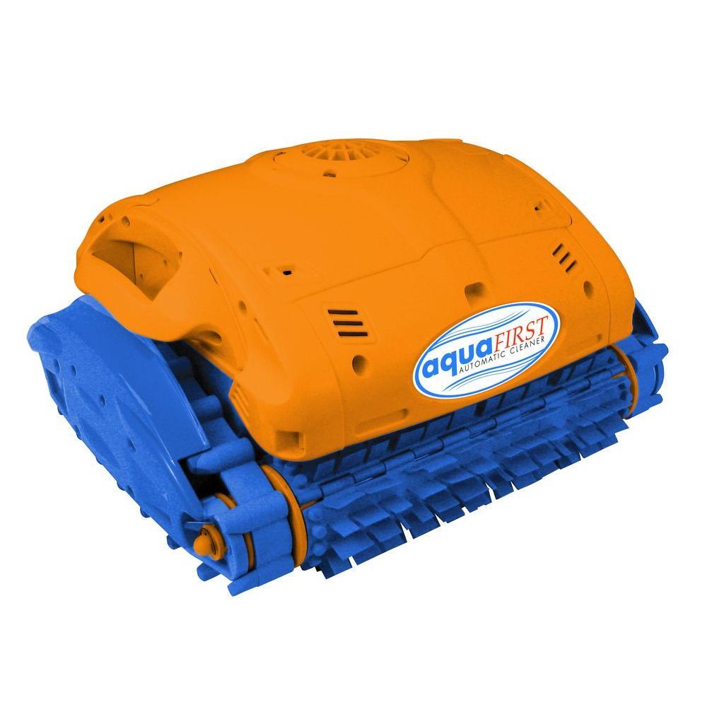 Blue Wave Robotic Inground Pool Cleaner Ne3290f The Home Depot Best Robotic Pool Cleaner Robot Cleaner Robotic Pool Cleaner
