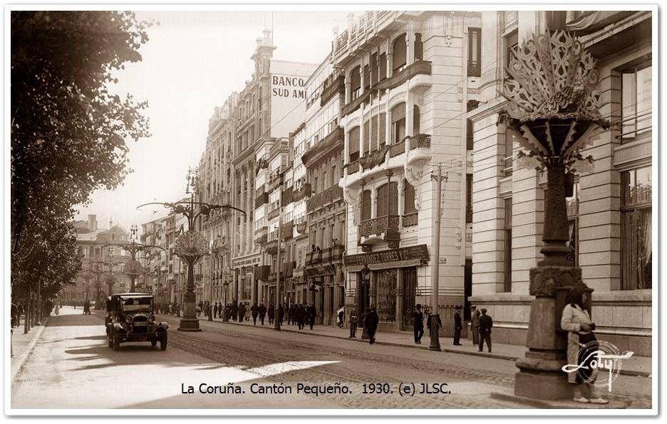 Cantón Pequeño 1930