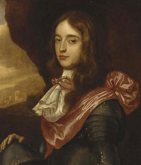 """Portrait of a nobleman, thought to be Prince Rupert"