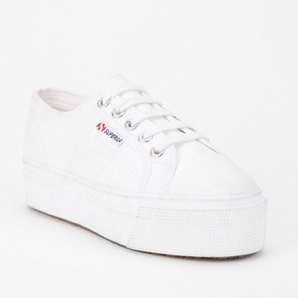Superga 2790 Flatform trainers for women