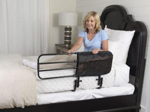 EZ Adjust Bed Rail Adjustable beds, Bed rails, Bed