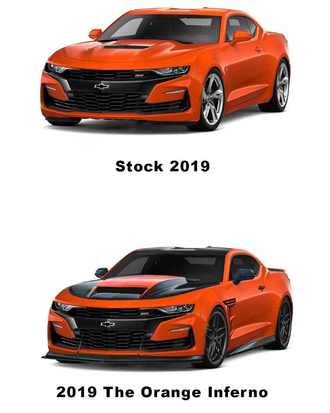 2019 Camaro SS Edit