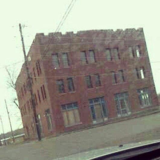 Old Hotel In Clanton Al