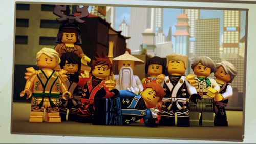 Dareth 1geek lego movie lego ninjago lego friends - Lego ninjago team ...