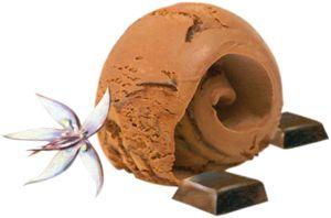 sia glass choklad