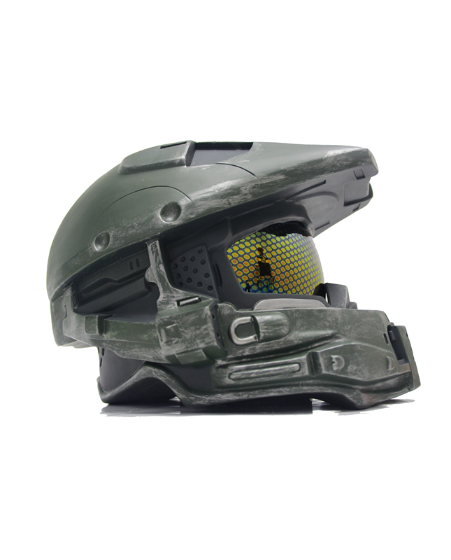 Halo 5 Master Chief Helmet : master, chief, helmet, Logan, Cosplay, Master, Chief, Helmet,, Cosplay,, Helmet, Concept