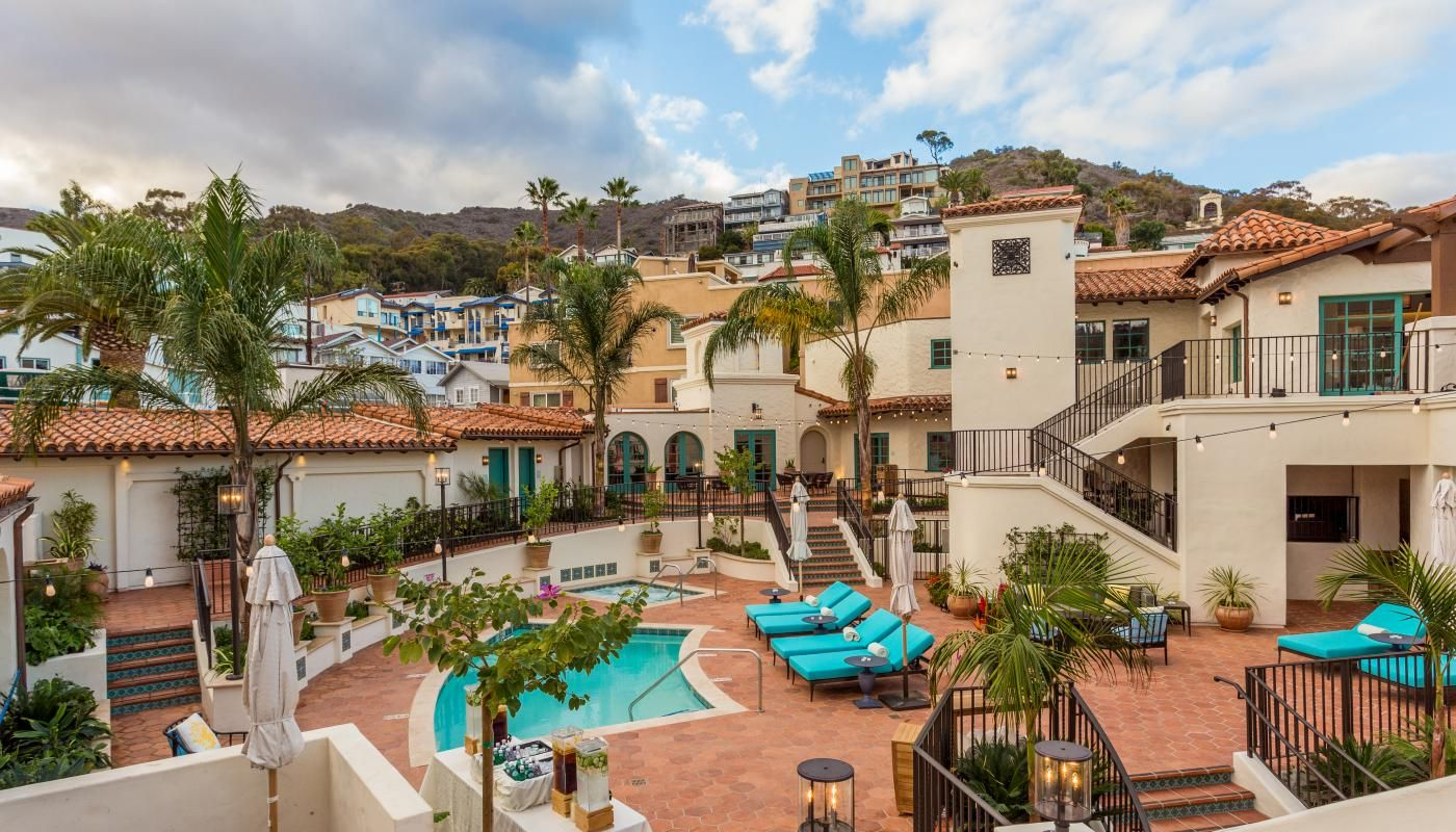 Catalina Island Hotels Packages Tours Avalon Two Harbors Visit