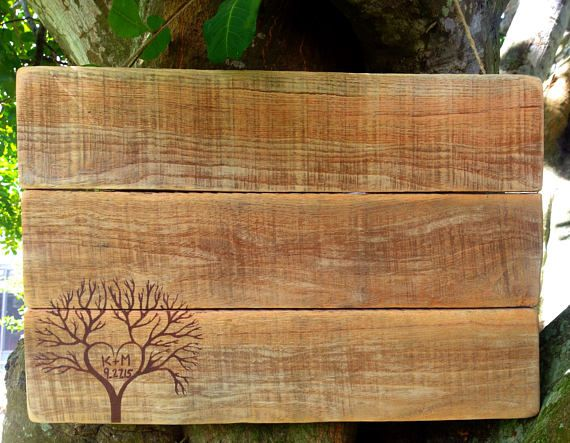 LARGE Pallet style Wedding Guest Board Guest Book Alternative