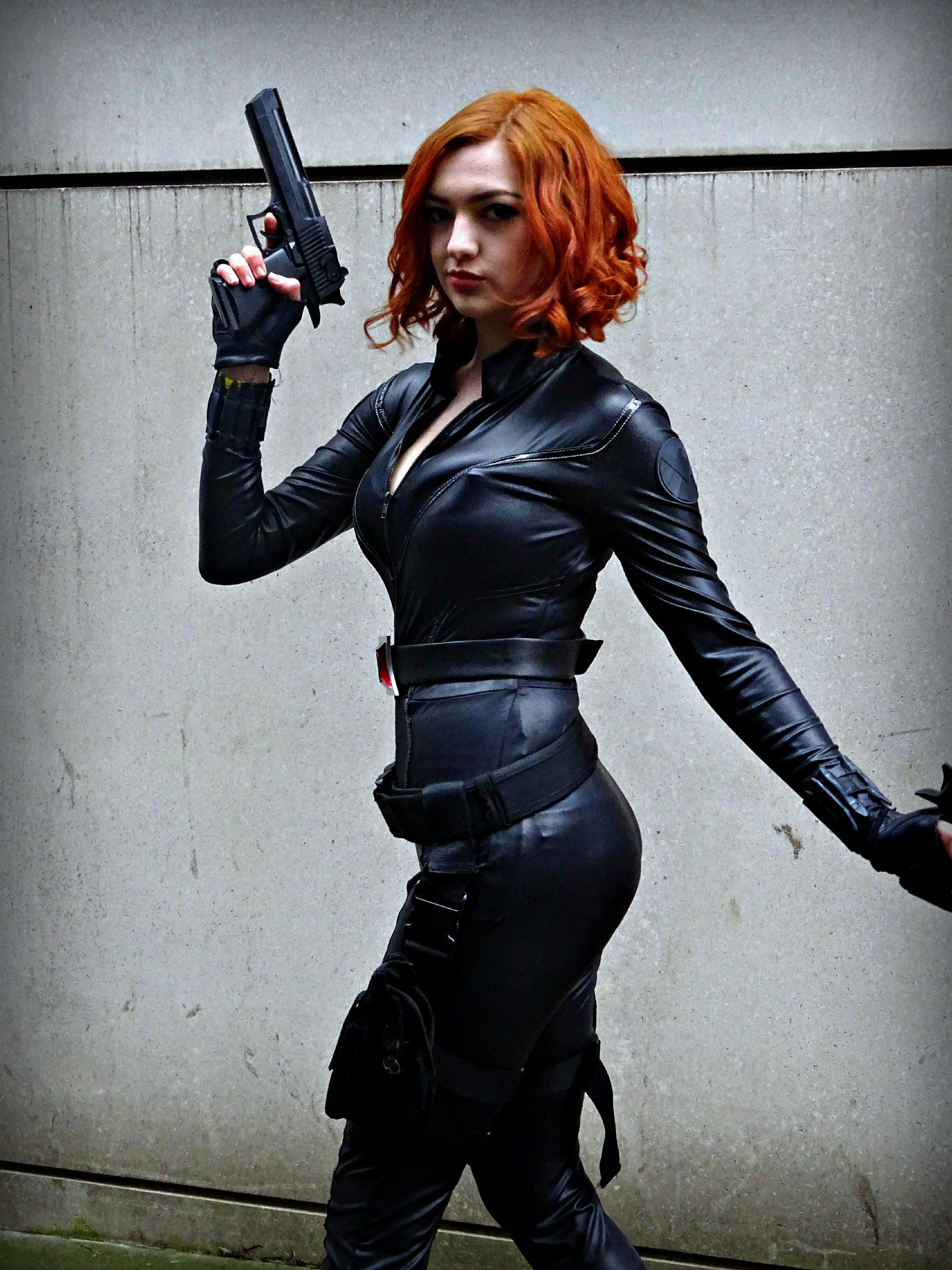 graceless cosplay marvel black widow cosplay edinburgh comic con 2016 cosplay black widow. Black Bedroom Furniture Sets. Home Design Ideas