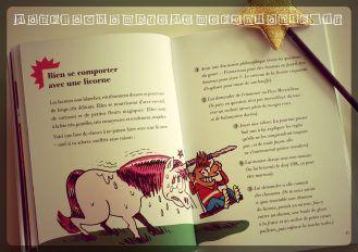 Livre enfants - Le guide de survie de l'enfant normal dans un monde magique - Editions Nathan